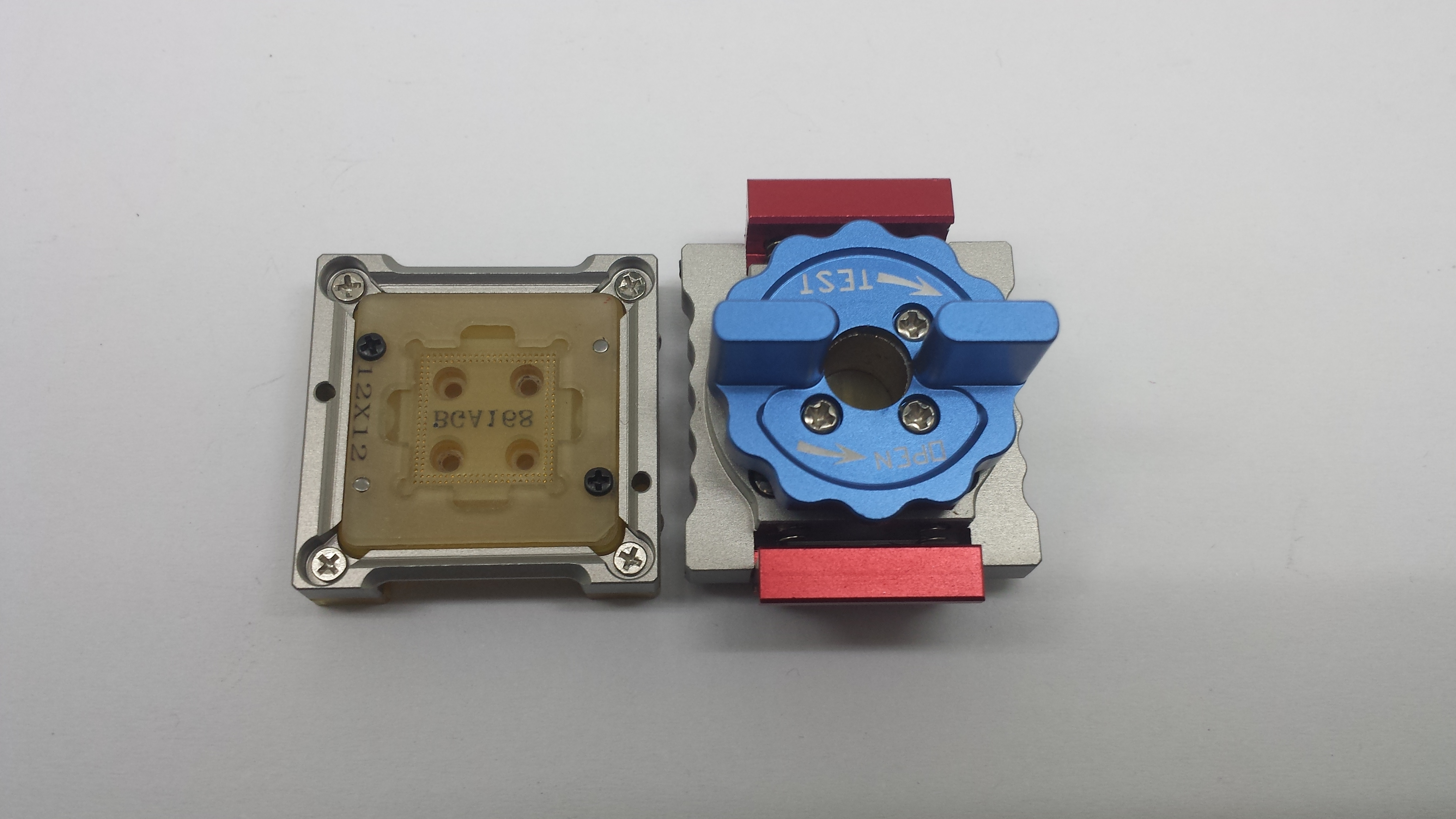 Analysis LPDDR168 high stable socket for IC design R&D test in Lab,research center and series test