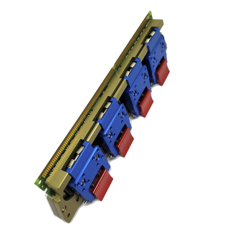 DDR3 8bit DDR Fixture for testing Memory particle with any chip customized size