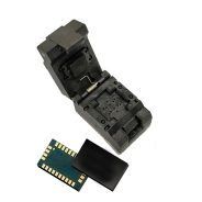 Accelerometers socket with SOIC SOP LGA package